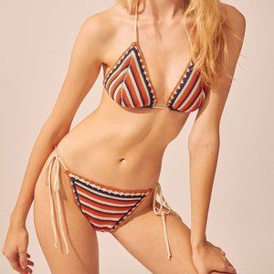 Solid & Striped x RE/DONE The Billy Bikini Top